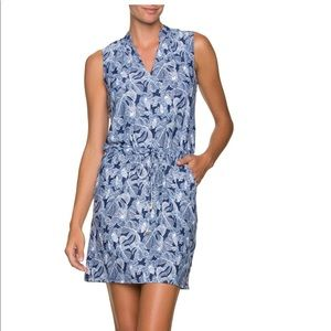 HELEN JON Isla Sol Sanibel Dress NWT in Small